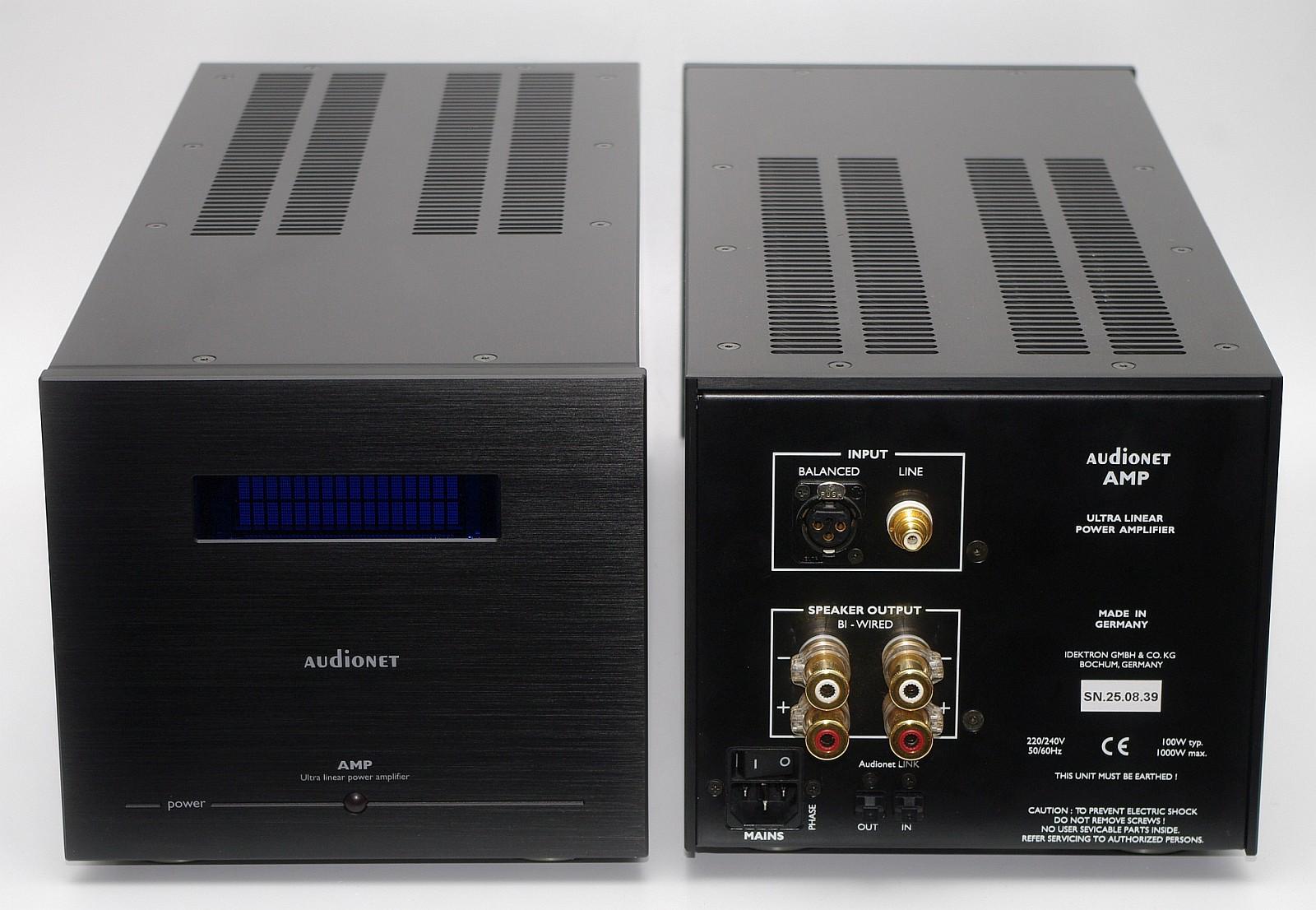 Audionet AMP