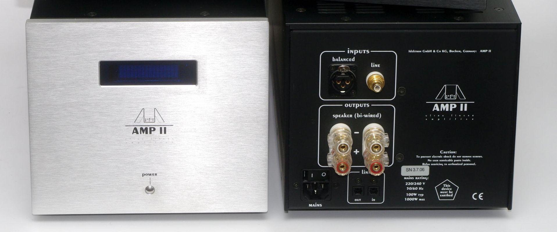 Audionet AMP II